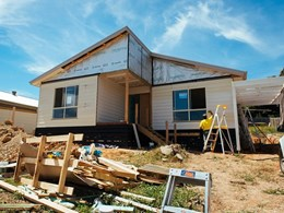 USG Boral's materials and labour help complete three more houses for Habitat for Humanity
