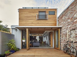Beyond House by Ben Callery Architects wins 2016 Sustainability Awards - Heritage prize