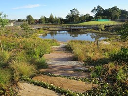 Wangal Park by Glascott Landscape & Civil