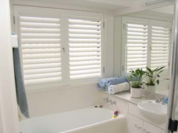 ATDC's plantation shutters combining top level security with premium lifestyle product