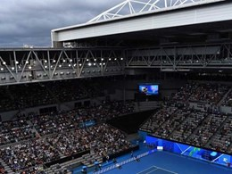 Authorities allay concerns on combustible cladding outside Australian Open court