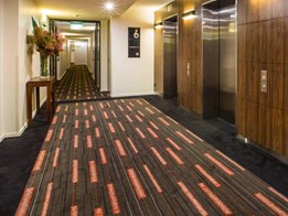 Carpet adds class, comfort and vibrant colour in Holiday Inn refurbishment