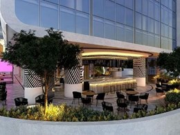 Brisbane's first 5 Star hotel in 20 years features AGC's custom glass balustrades