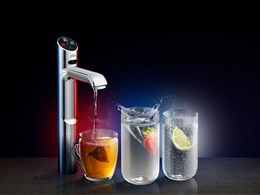 New HydroTap Classic Plus powered by G5 technology for more intuitive use