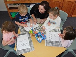New pre-schooler program at Tumbarumba Tumboosh facility adds more value