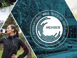 Billi joins International WELL Building Institute as Cornerstone member