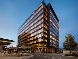 Bates Smart's 25 King becomes Queensland's first WELL Platinum building