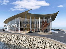Jim Fitzpatrick Architects combines architecture & anthropology to design building for APEC Summit