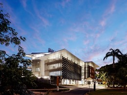 HASSELL designs innovative new science building for James Cook University