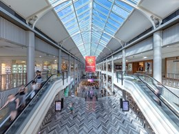 Canberra Shopping Centre modernised with custom Corian® colour