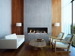 DaVinci Custom Fireplaces by Lopi are now available in Australia for the very first time