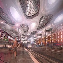 Flinders Street Station designs revealed