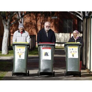 Ascot Vale Estate Housing Recycling Project Wins Vic Premiers Top Sustainability Award