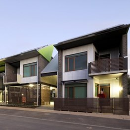 Lochiel Park Affordable Apartments