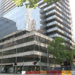 Big four called forth to design building for 447 Collins St