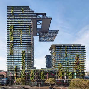 Iconic Projects Prefab Buildings Vertical Gardens Shipping