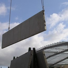 New standard on the way for prefabricated concrete