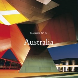 Berlin architecture mag releases Australian issue, features TCL's Kate Cullity and photographer John Gollings