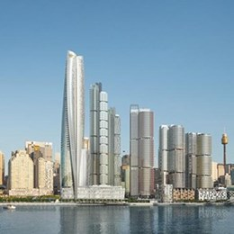 Lend lease, NSW government dispute halts Barangaroo's Crown casino progress
