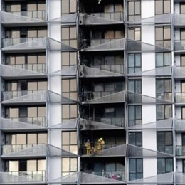 """Combustibility of cladding material"" central issue in Melbourne apartment fire: VBA report"