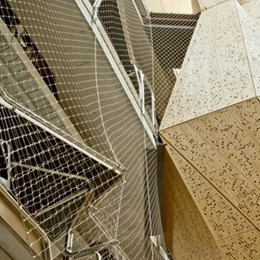 Choosing the right architectural mesh and perforated panel for your facade: what to consider