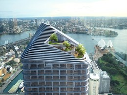3XN's Sydney stack approved; Circular Quay gets its vertical village