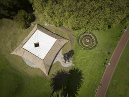 Bijoy Jain-designed MPavilion 2016 gifted to Melbourne Zoo