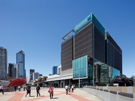 High-performing Melbourne office brings together CBD and Docklands