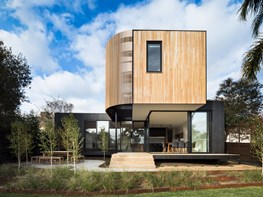 Sustainable modular extension makes room for a growing family