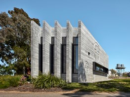 Yarra Glen concrete bunker a place for refuge and worship