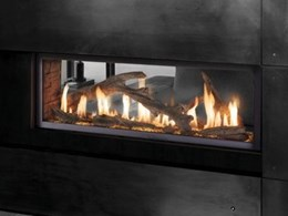 Twice as Nice - Why Double Sided Fireplaces are Hot Stuff in Open Plan Design