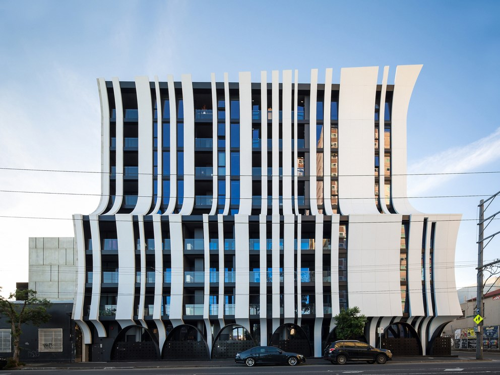 Challenging mundane architecture in a vibrant Melbourne suburb