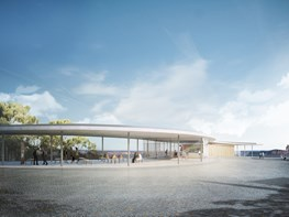 Redesigning Echo Point Visitor Centre