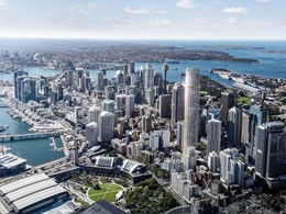 Sydney's tallest tower design by Architectus & Ingenhoven wins international award