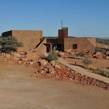 Outback Building Makes World Architectural Awards