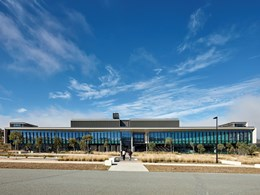 AFP forensics facility wins top honour at ACT Architecture Awards