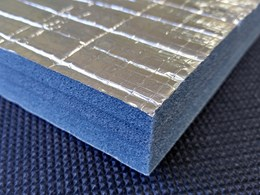 A sustainable solution for acoustic insulation