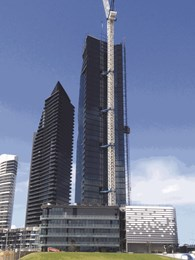 Array Tower, Melbourne: masterpiece apartment tower