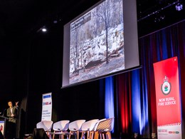 Building and Design Experts gather at the Australian Bushfire Building Conference to raise the bar on national bushfire safety