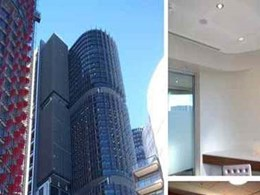 Studco systems feature in 38-level office tower in prestigious Barangaroo precinct