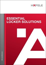 Essential locker solutions
