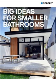 Big ideas for smaller bathrooms