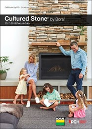 Cultured Stone® 2017-2018 product guide