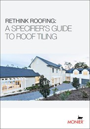 Rethink roofing: A specifier's guide to roof tiling