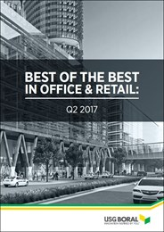 Best of the best in office & retail: Q2 2017