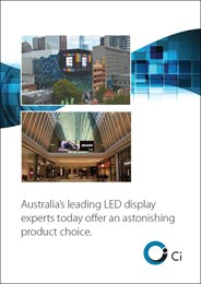 LED display ideas for architects & designers
