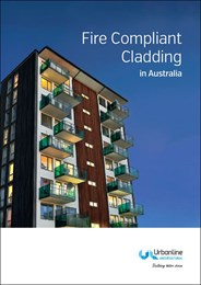 Fire-compliant cladding in Australia