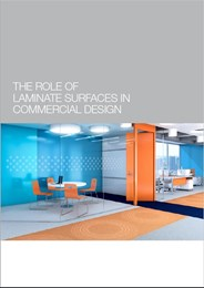 The Role of Laminate Surfaces in Commercial Design