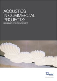 Acoustics in commercial projects: designing the right environment