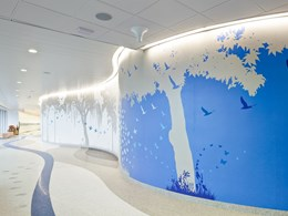 Transform interior spaces with Altro Whiterock Digiclad™